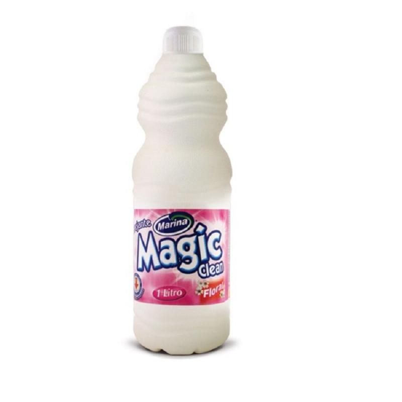 Alvejante Líquido com Cloro Magic 1 litro Marina