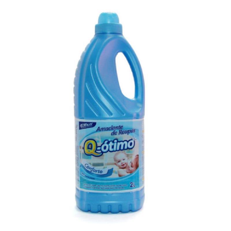 Amaciante Q-Ótimo Conforto 2 litros
