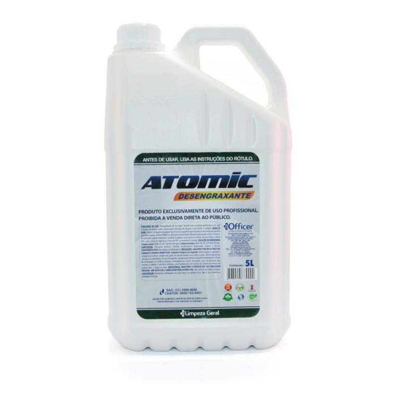 Desengraxante Atomic 5 litros