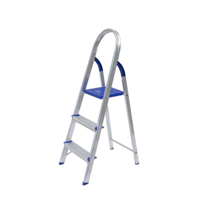 Escada Doméstica Alumínio 3 Degraus