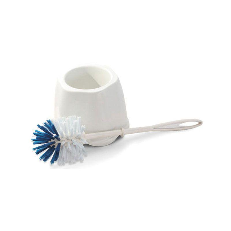 Escova Sanitária com Suporte Plástico