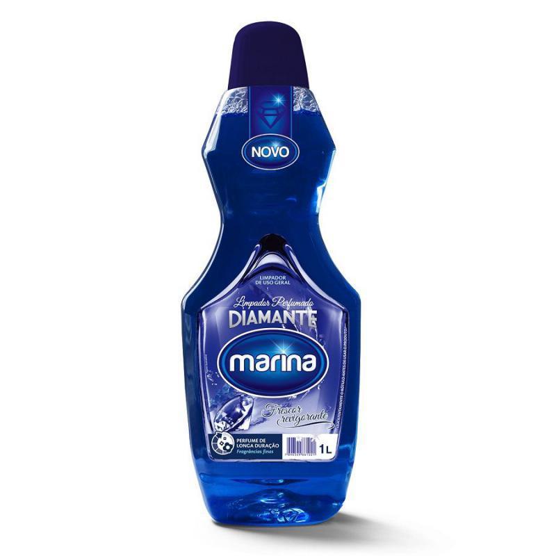 Limpador Perfumado Frescor Revigorante 500 ml Marina
