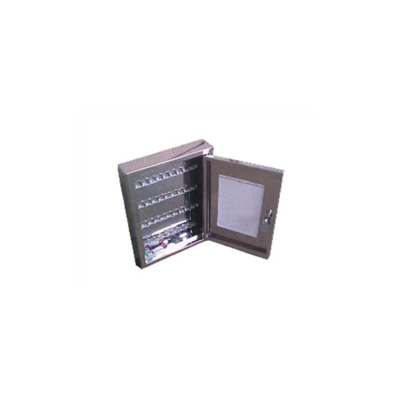 Quadro de Chaves 50 chaves em Aço Inox