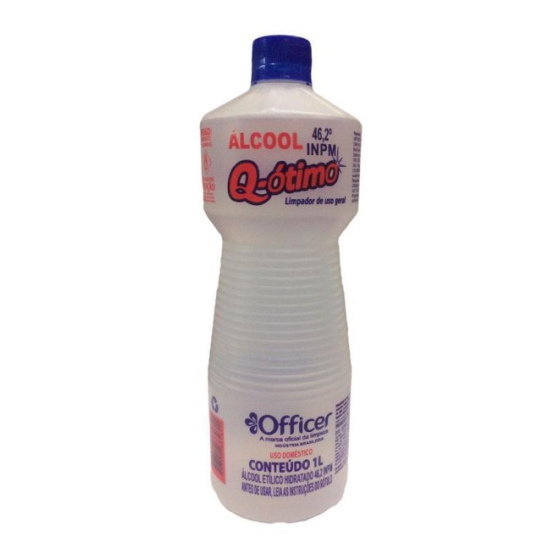Álcool Líquido 46,2º Q-Ótimo 1 litro
