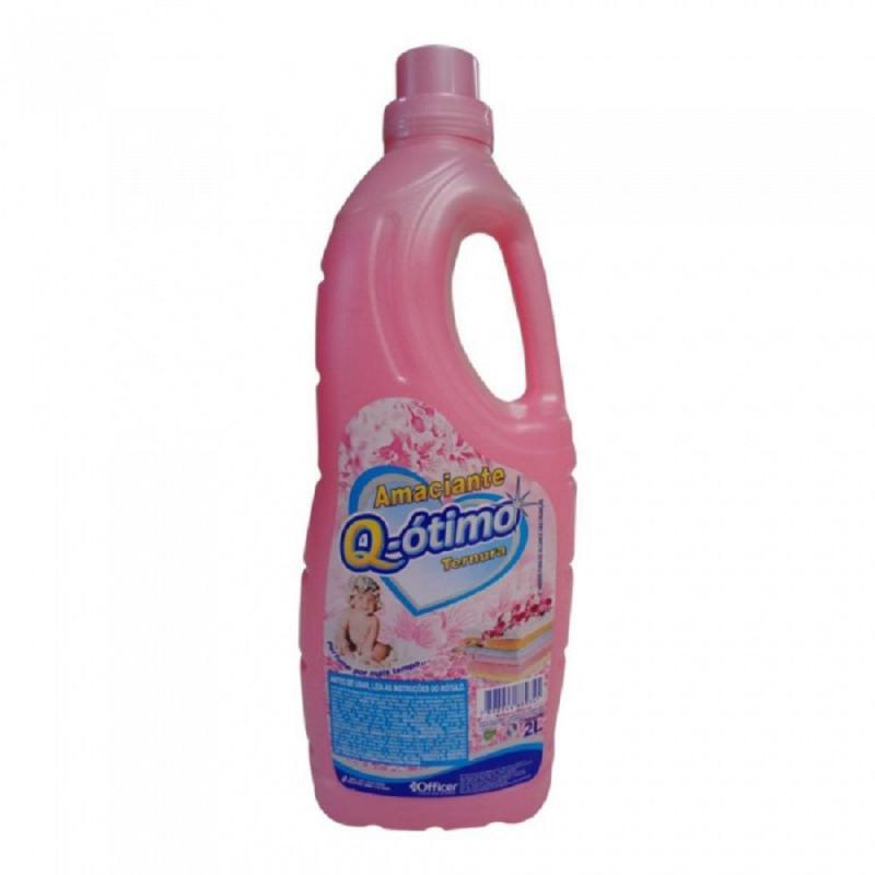 Amaciante Q-Ótimo Ternura 2 litros