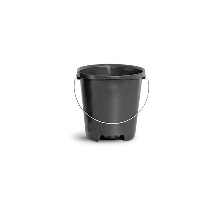 Balde Plástico 11 litros com Manopla e Alça de Metal