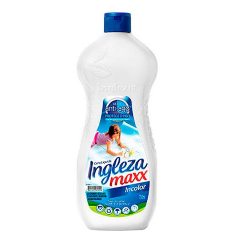 Cera Líquida Maxx Incolor 750 ml Ingleza