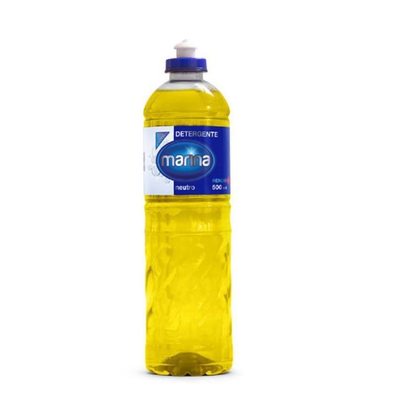 Detergente Líquido Marina Neutro 500 ml