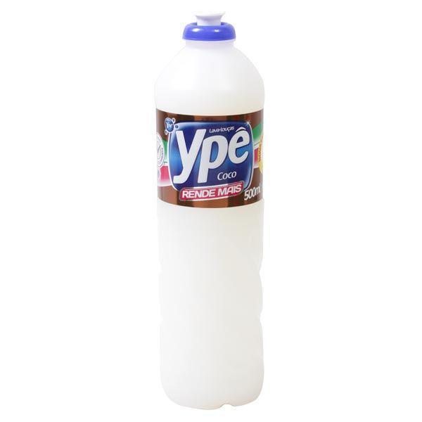 Detergente Líquido Ypê Coco 500 ml