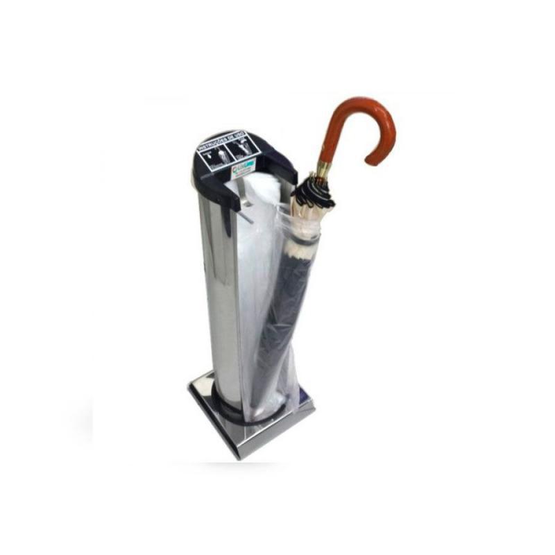 Embalador de Guarda-Chuva Clean em Inox