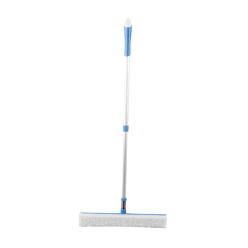 Mini Rodo Limpa Vidro com Espuma