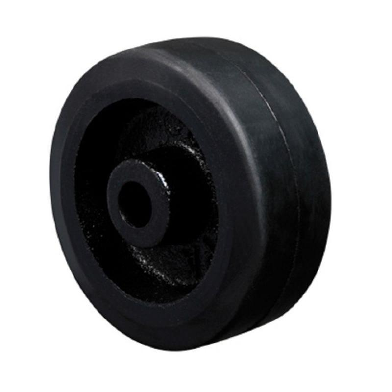 Roda de Ferro com Borracha (B)