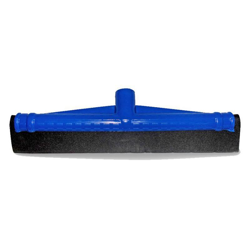 Rodo de Plástico 30 cm Borracha Dupla sem Cabo