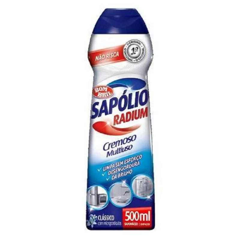 Sapólio Radium Creme Cloro 300 ml