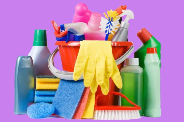 Distribuidora de produtos de limpeza industrial