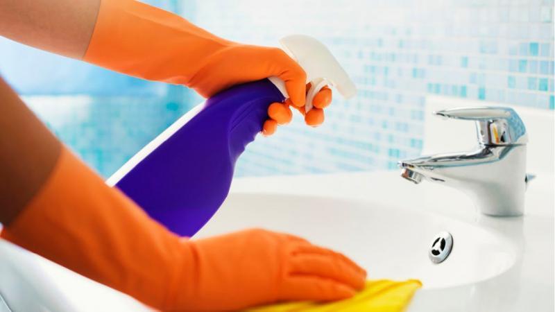 Produtos de limpeza para condomínios